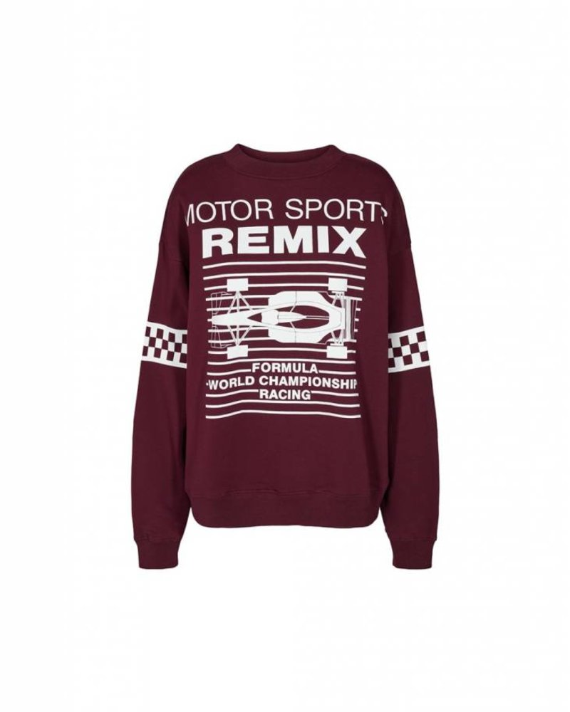 Designers Remix Lewis Motor Sweat