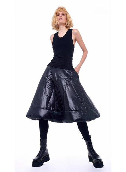 Norma Kamali Flared Puff skirt
