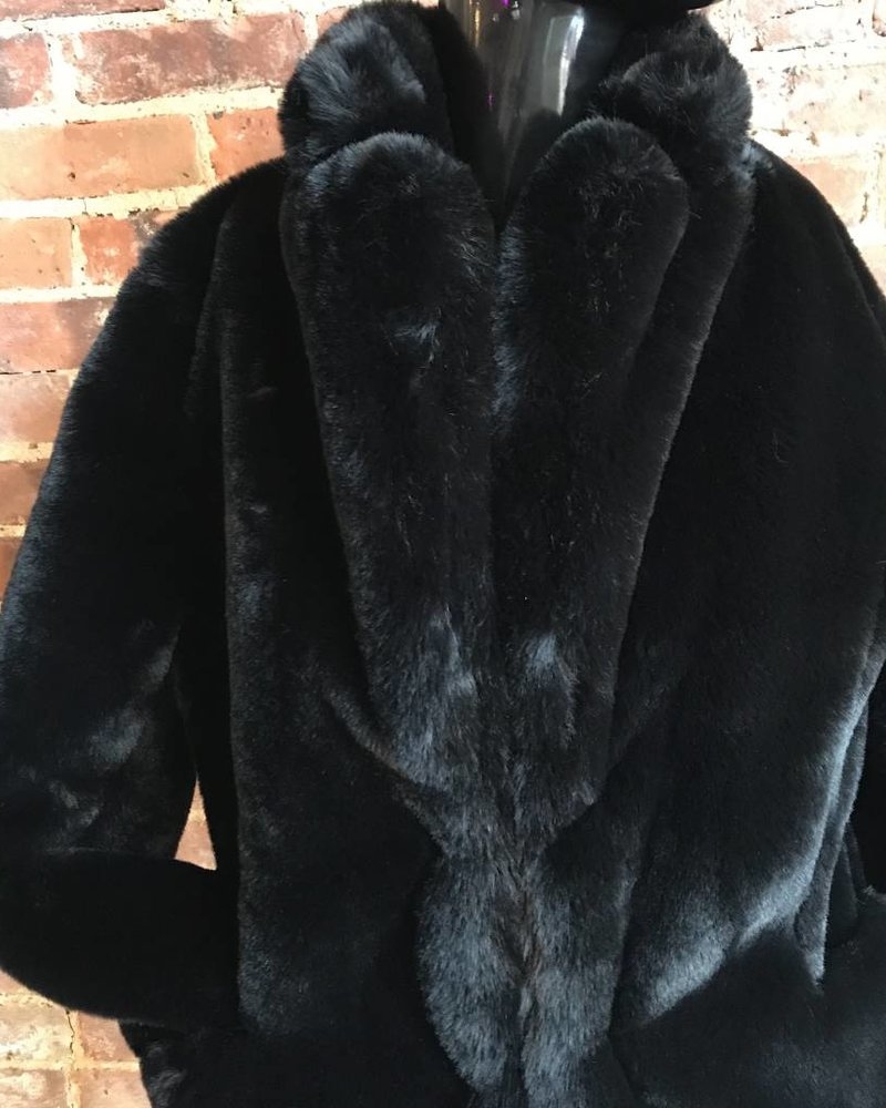The Haute Maven Sadie Fur - AW18