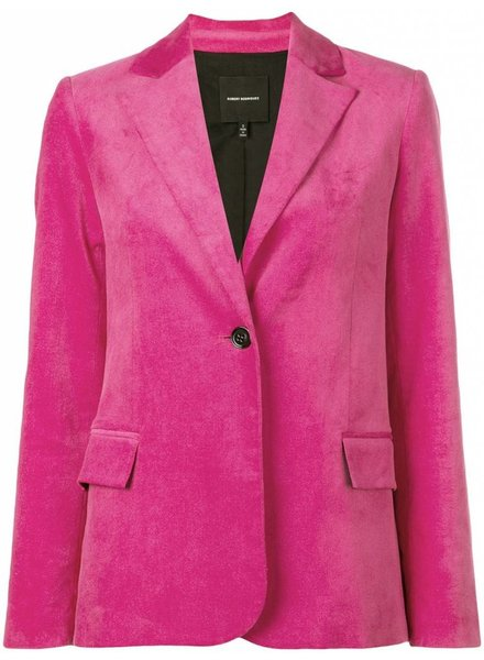 Gabrielle Velvet Jacket