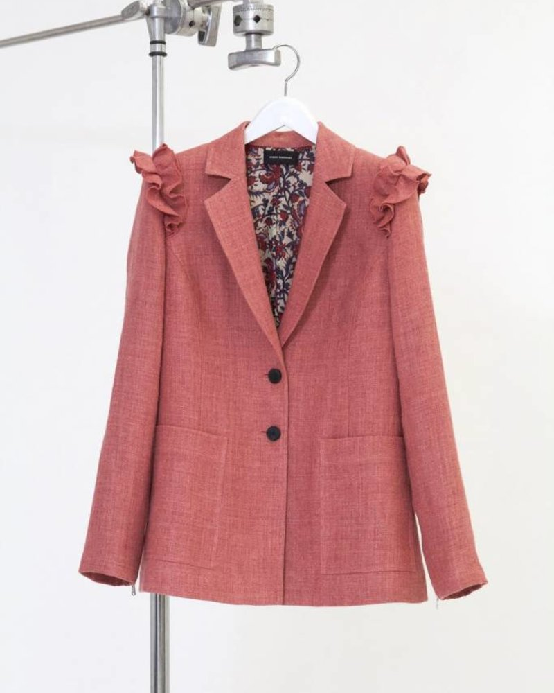 Chelsea Ruffle Jacket