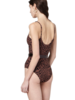 Drexel Printed Belted One Piece