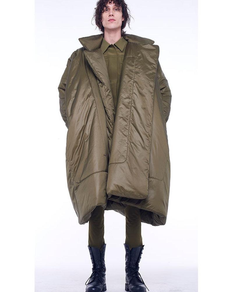 Norma Kamali Blanket Sleeping Bag Coat