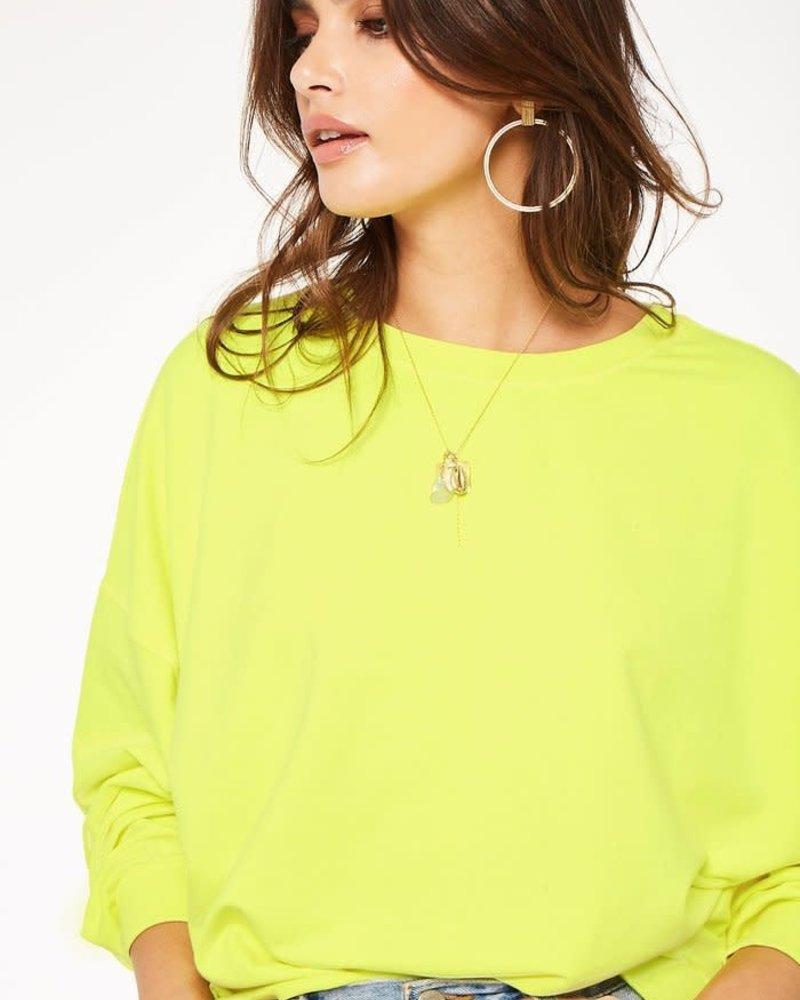 Project Social T Glow Sweatshirt