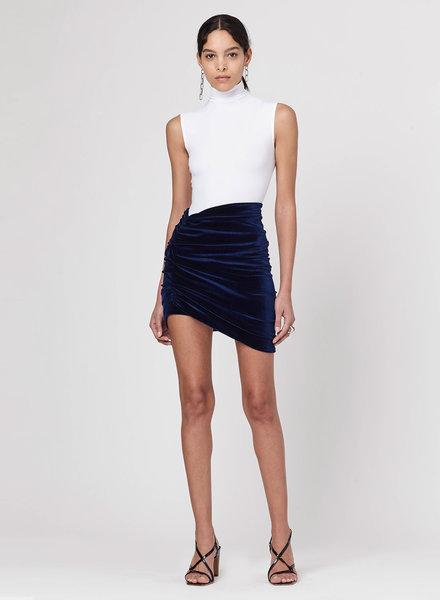 Cyrus Velvet Skirt