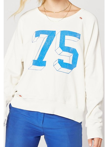 Daydreamer Dream Crew Varsity Sweatshirt