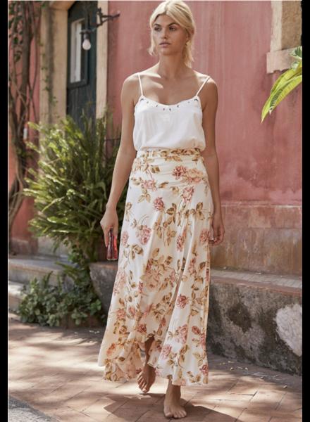 Auguste Eden Astor Midi Skirt