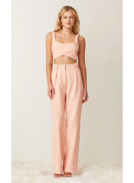 Bec + Bridge Coral Club Pant