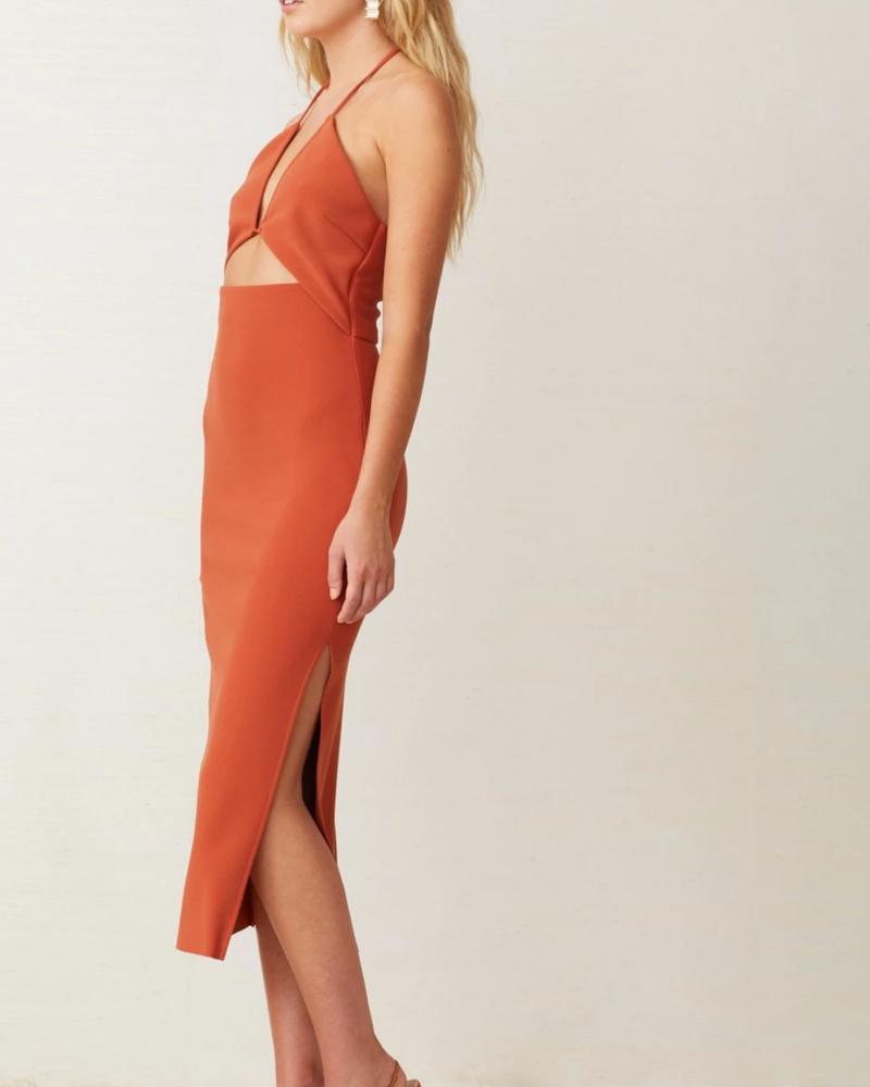 Bec + Bridge Ruby Midi Dress