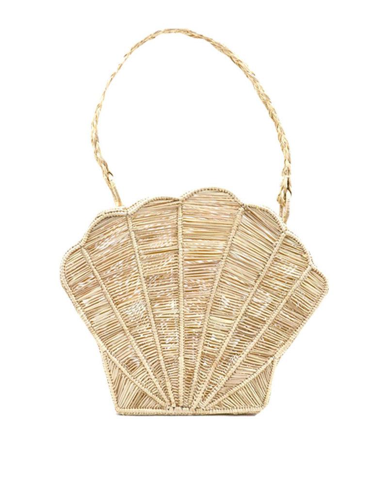 kaanas Campeche Seashell Bag