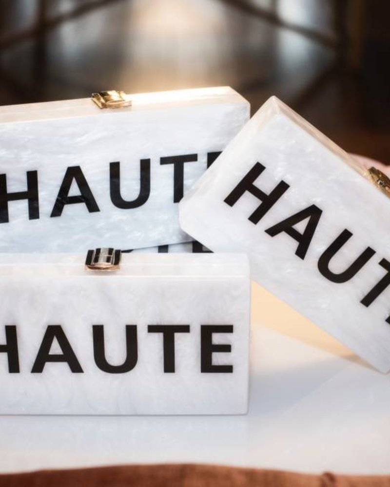 The Haute Maven HAUTE Clutch