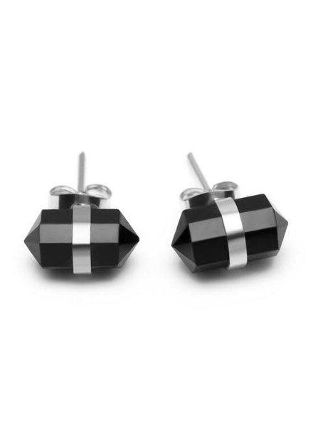 Sticks + Stones Nugget Earrings