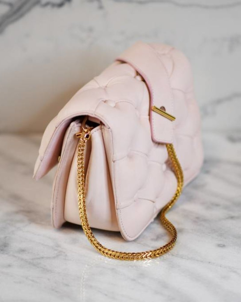 Benedetta Bruzziches Carmen Tufted Bag