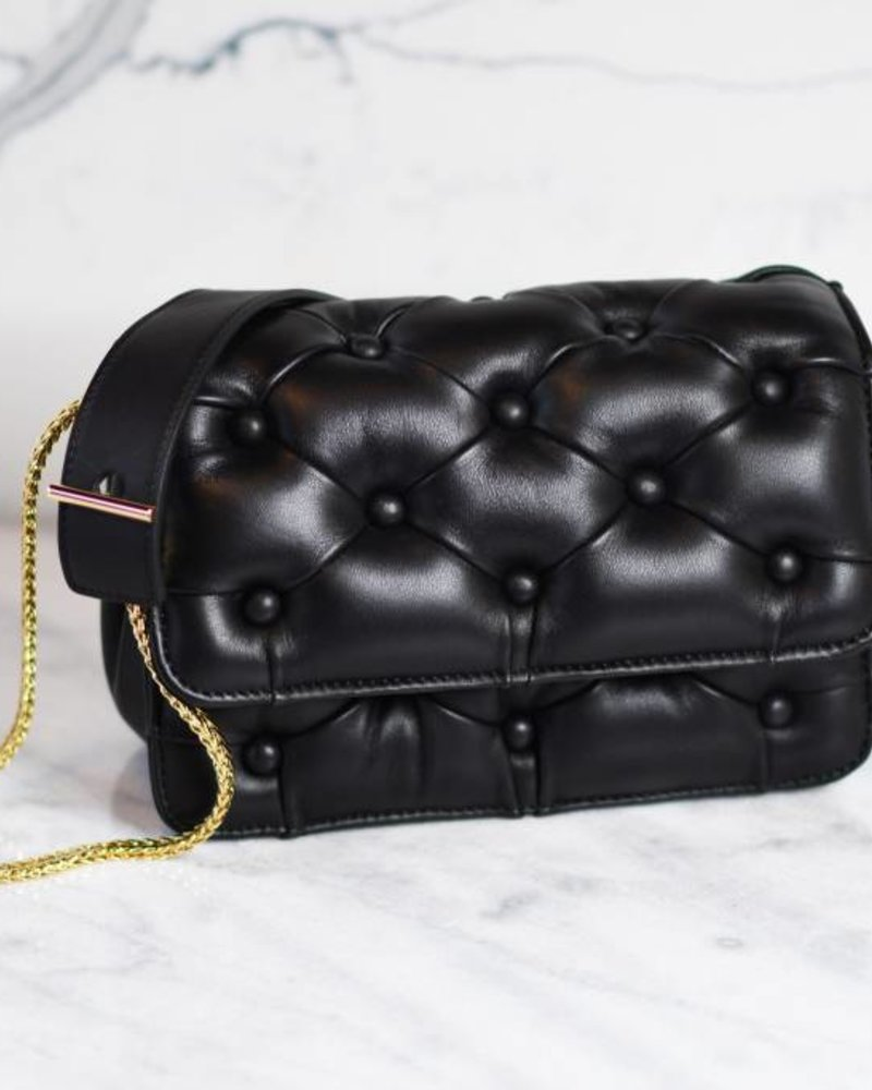Benedetta Bruzziches Carmen Tufted Bag