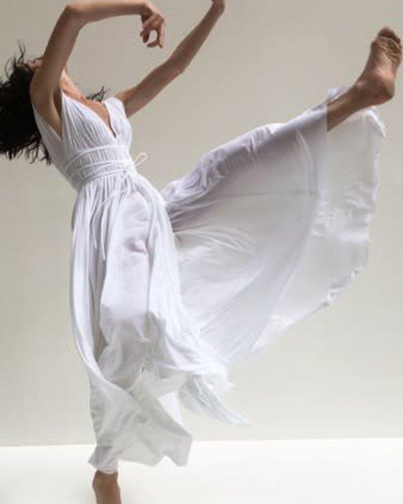 Norma Kamali Goddess Gown