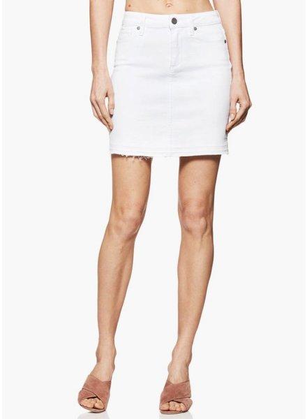 PAIGE Elaina Skirt W/ Undone Hem