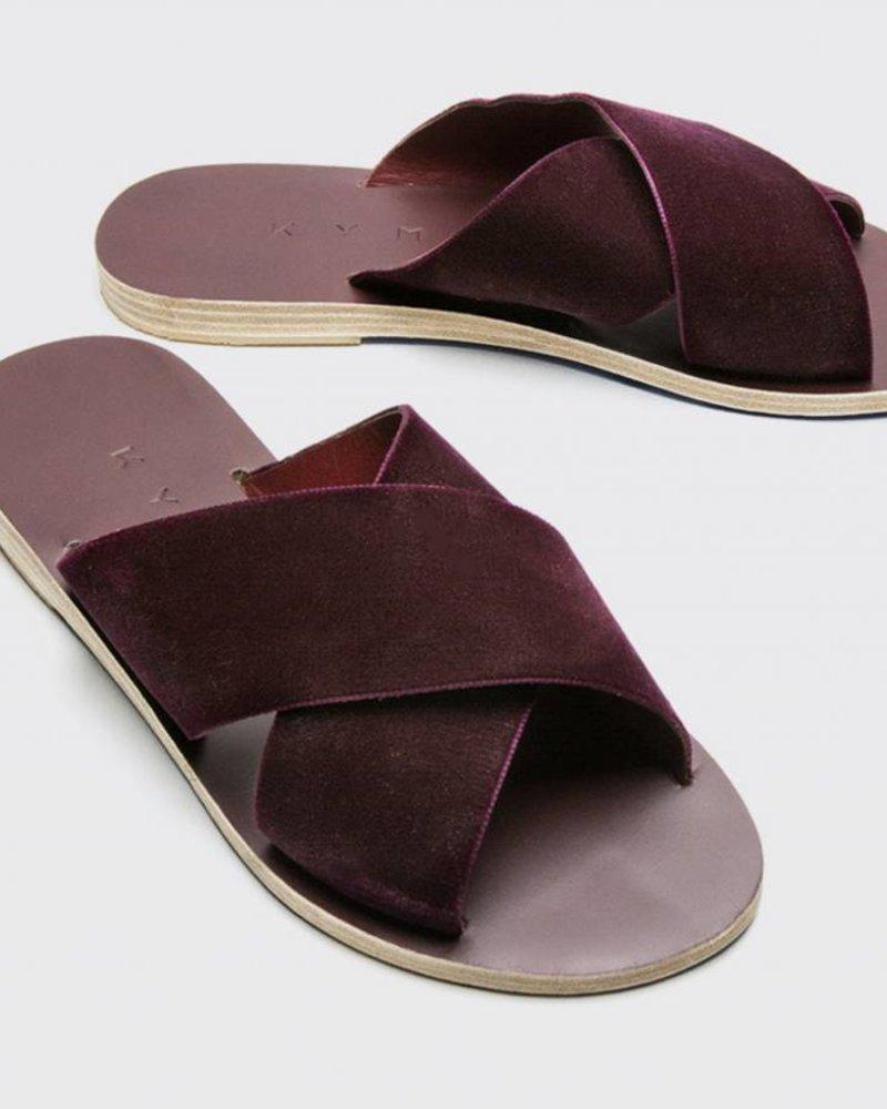 Kyma Sandals Chios Velvet
