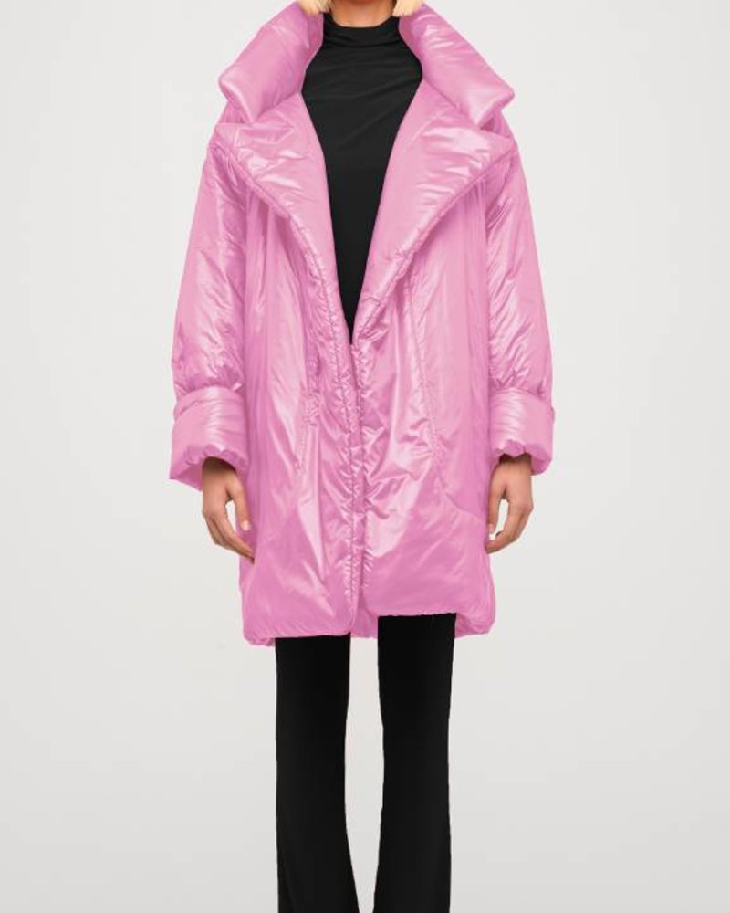 Norma Kamali Sleeping Bag Coat To Knee