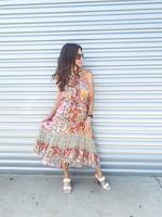 hula sue brady floral dress