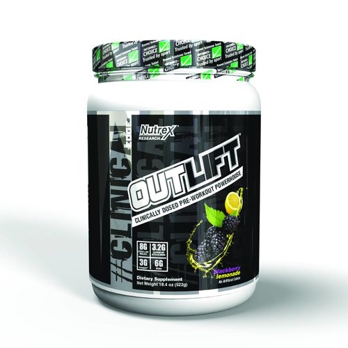 Nutrex Outlift Clinical