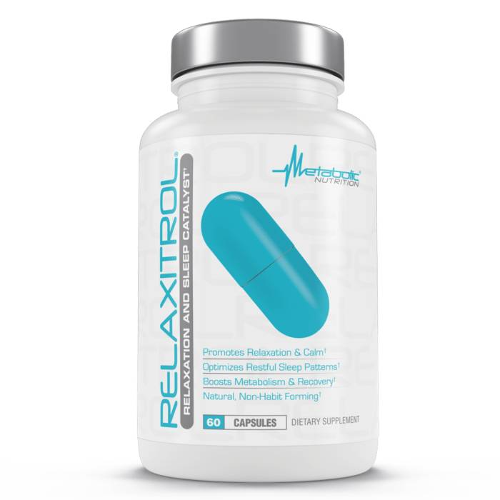 Metabolic Nutrition Relaxitrol