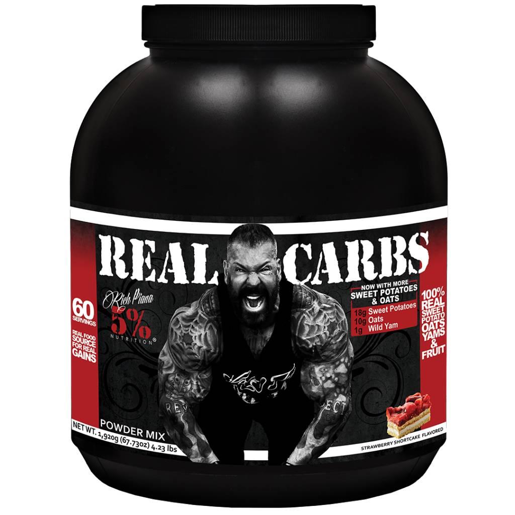 5 Percent Real Carbs