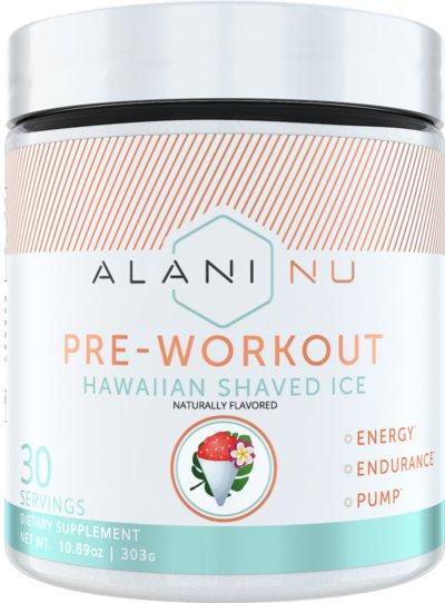 Alani Nu Alani Nu Pre Workout