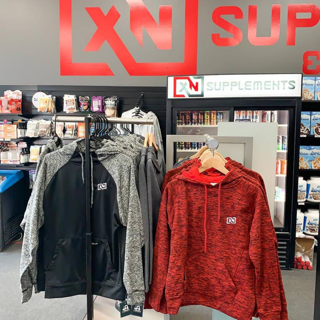 XN Supplements XN hoodie
