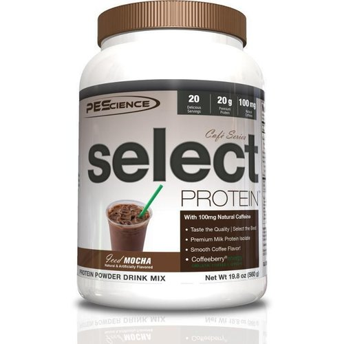 PES Select Cafe Protein