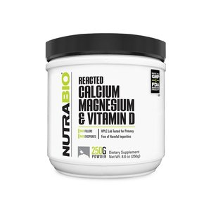 Nutrabio Reacted Calcium Magnesium Vitamin D