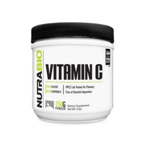 Nutrabio Vitamin C Powder (240g)
