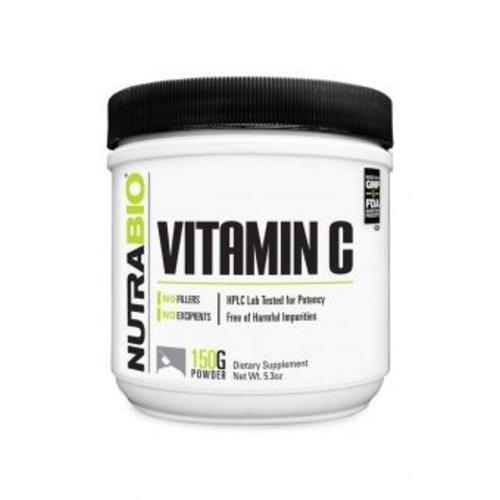 Nutrabio Vitamin C Powder (240g)