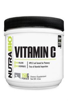 Nutrabio Vitamin C Powder