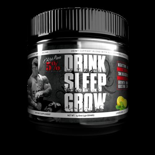5 Percent Drink Sleep Grow 30 serving
