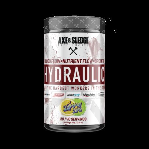 Axe & Sledge HYDRAULIC // NON-STIM PRE-PUMP