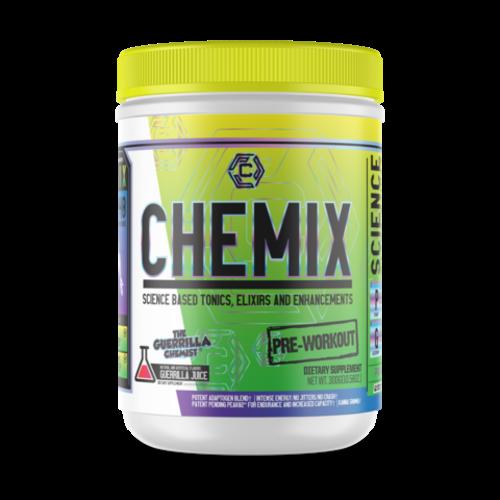 Chemix Lifestyle Chemix Pre Workout
