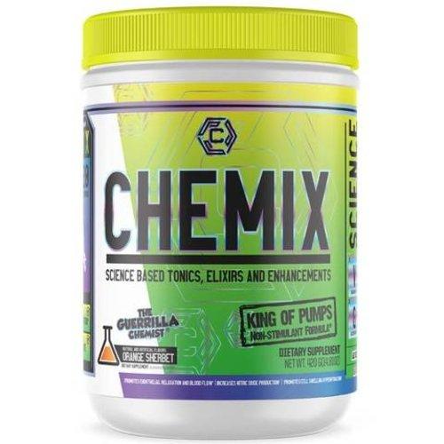 Chemix Lifestyle Chemix King of Pumps