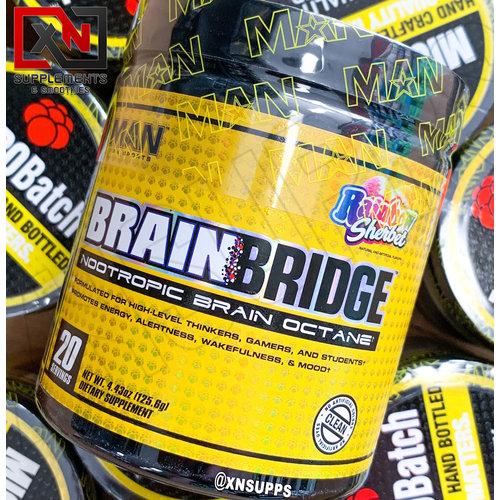 Man Sports Brain Bridge