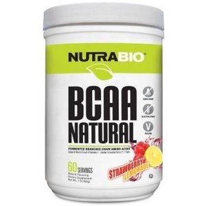 Nutrabio BCAA 5000 Natural