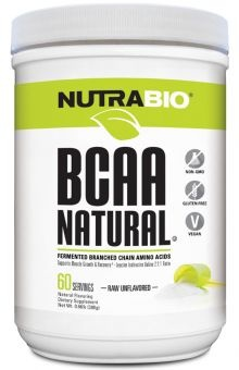 Nutrabio BCAA 5000 Natural