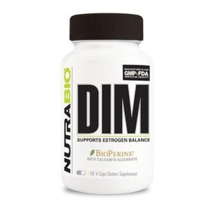 Nutrabio DIM with Calcium D Glucarate