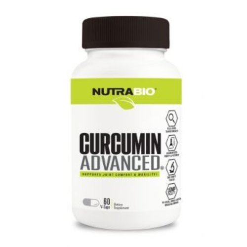 Nutrabio Curcumin Advanced