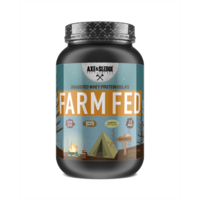 FARM FED PROTEIN // Grass-Fed Whey Protein Isolate