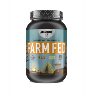 Axe & Sledge Farm Fed Protein
