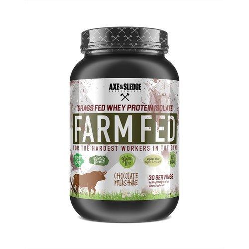 Axe & Sledge Farm Fed Protein