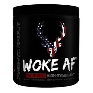 Bucked Up Woke AF™ High-Stimulant Pre-Workout