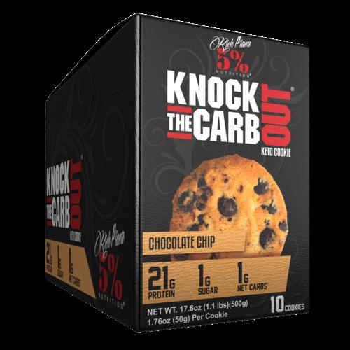 5 Percent KTCO Keto Cookie