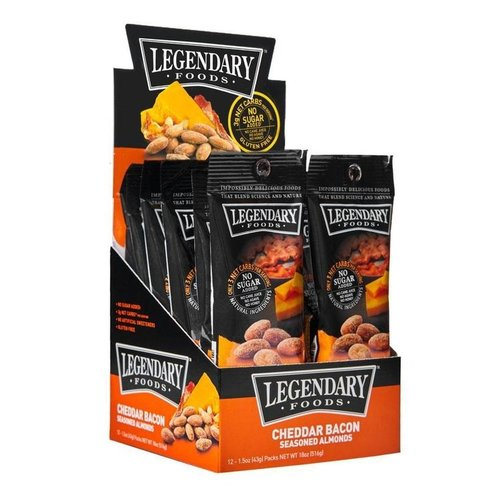Legendary Foods Legendary Almonds