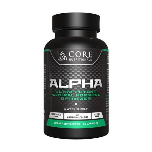 Core Nutrionals Core Alpha