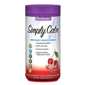 Blue Bonnet Simply Calm® Magnesium Powder